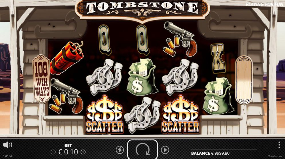 Tombstone สนุก